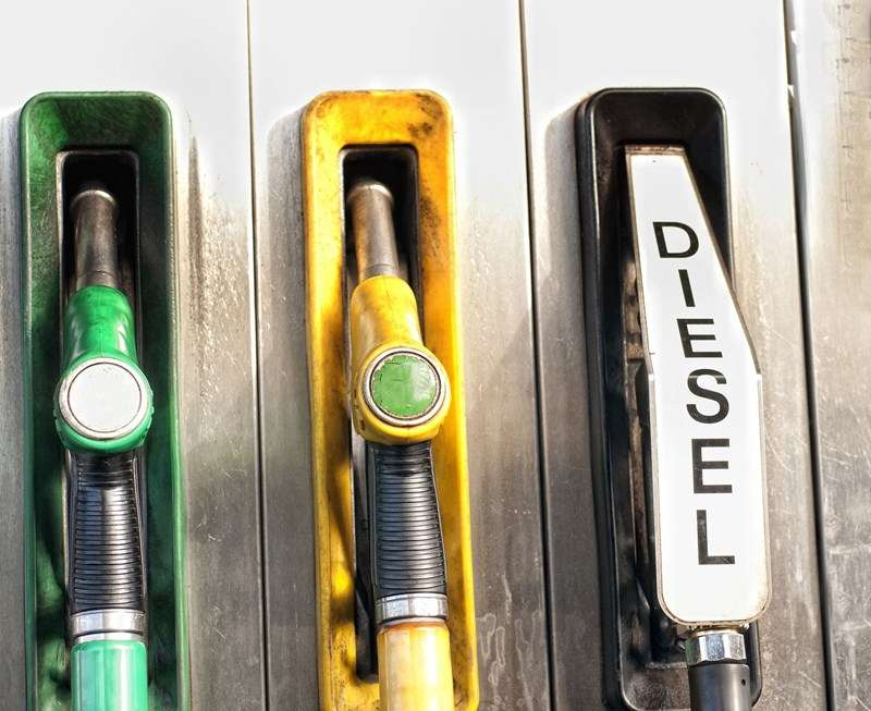 New advisory fuel rates published