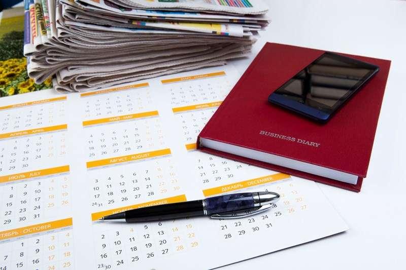 Tax Diary January/February 2020