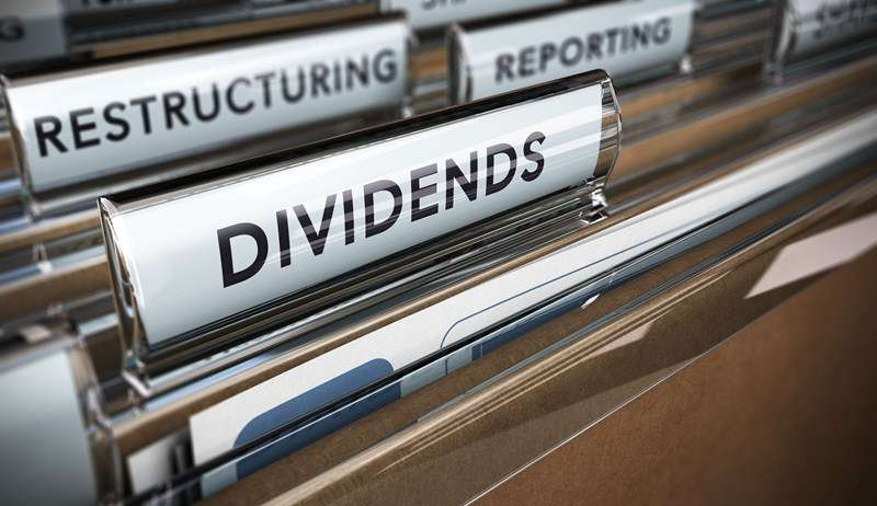 Savings, dividends and total income