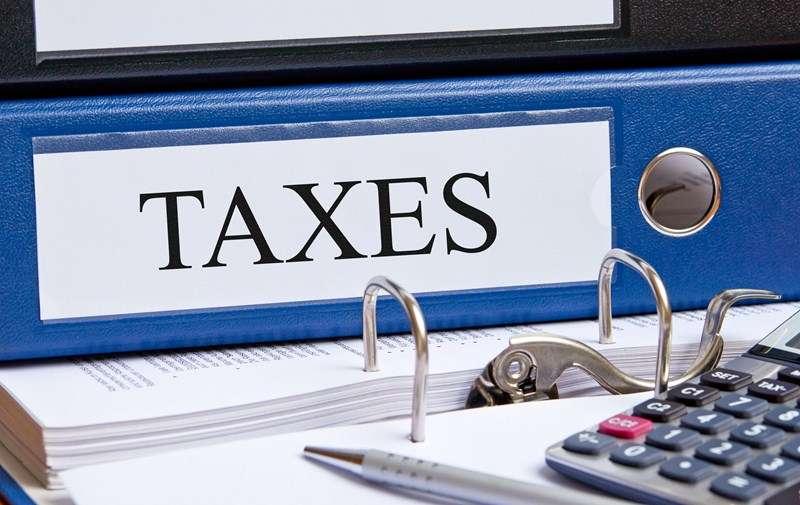 Tax overpaid on savings