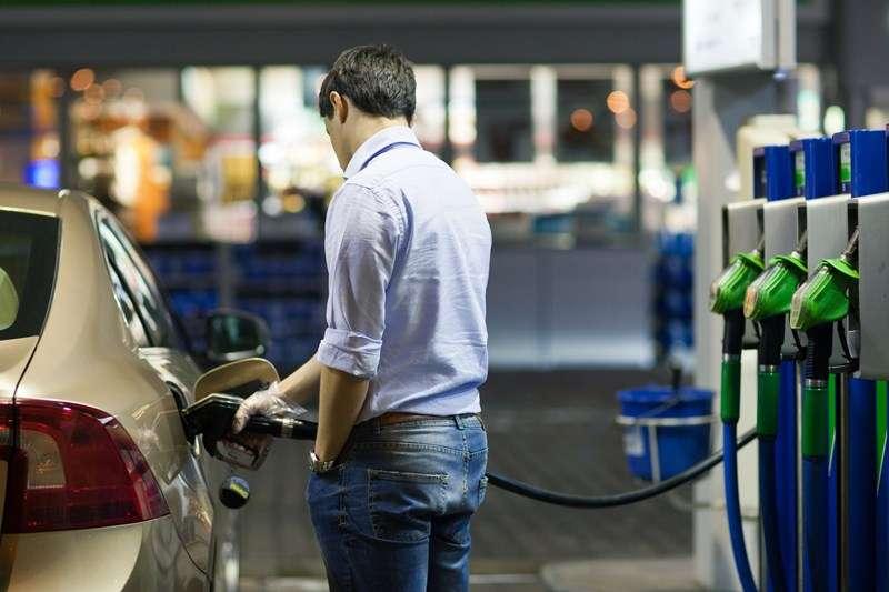 VAT Road Fuel Scale Charges