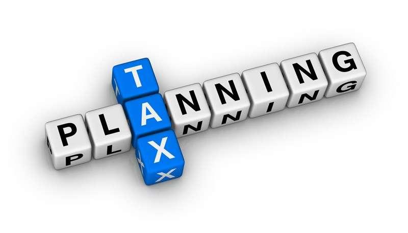 Saving for taxes