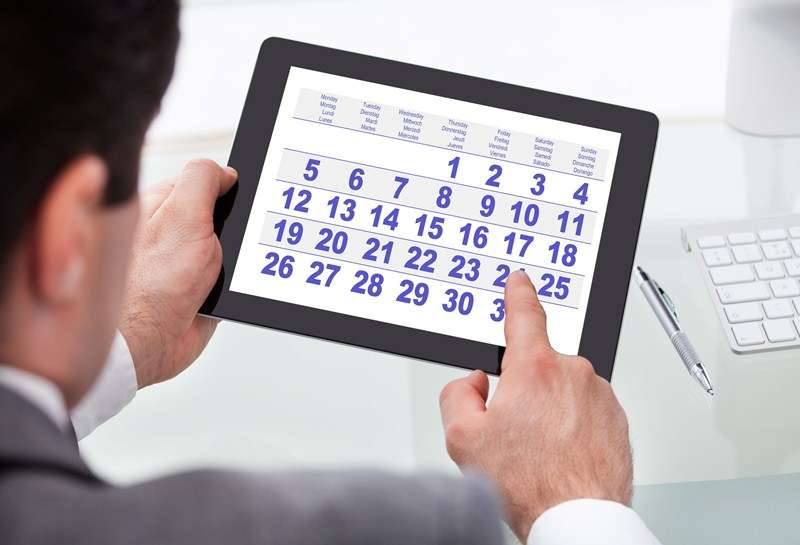 Tax Diary August/September 2020