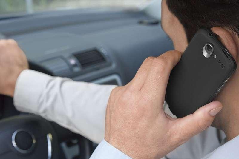 Gaming behind the wheel?